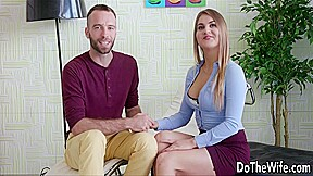Polish Wife Cuckolds Husband With Bbc